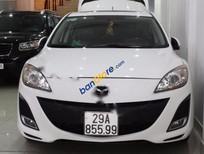 Chính chủ bán lại xe Mazda 3 sản xuất năm 2010, màu trắng, nhập khẩu