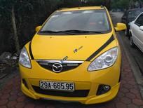 Bán Haima 2 AT sản xuất 2013, màu vàng, xe nhập số tự động