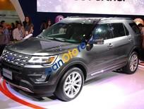 Bán Ford Explorer Limited sản xuất 2016, màu xám, nhập khẩu