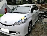 Bán xe Toyota Wish 2.0AT năm 2012, màu trắng, xe nhập