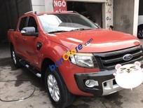 Bán Ford Ranger AT sản xuất 2012, màu đỏ