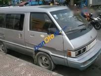 Cần bán gấp Toyota Van sản xuất 1986, màu bạc