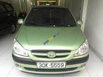 Bán ô tô Hyundai Getz sản xuất năm 2007, nhập khẩu chính chủ