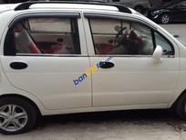Cần bán gấp Daewoo Matiz năm sản xuất 2004, màu trắng xe gia đình