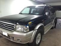 Bán ô tô Ford Everest 2.5L sản xuất 2007, màu đen, giá tốt