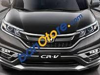 Bán ô tô Honda CR V 2.0 năm sản xuất 2016, màu đen