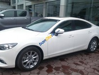 Bán Mazda 3 năm sản xuất 2015, màu trắng, giá chỉ 658 triệu