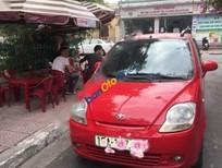 Cần bán xe cũ Daewoo Matiz 2009, màu đỏ, hoạt động tốt mọi chức năng