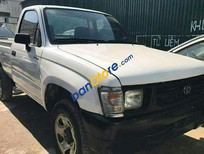 Bán Toyota Hilux sản xuất 1997, màu trắng còn mới, giá 96tr