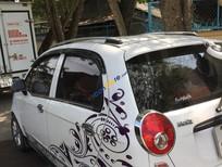 Xe Daewoo Matiz sản xuất 2009, màu trắng, nhập khẩu