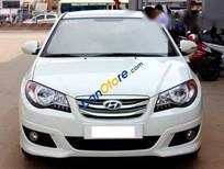 Cần bán Hyundai Avante 1.6MT sản xuất 2013, màu trắng