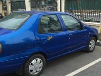 Cần bán Fiat Siena sản xuất 2004, màu xanh lam, nhập khẩu nguyên chiếc chính chủ, giá chỉ 80 triệu
