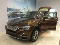 Bán BMW X4 2017, màu nâu, xe nhập khẩu