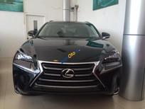 Bán xe Lexus NX 200T sản xuất năm 2016, màu đen, nhập khẩu nguyên chiếc