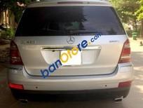 Cần bán Mercedes GL450 năm 2006, màu bạc, nhập khẩu chính hãng
