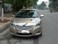 Bán xe cũ Toyota Vios sản xuất 2013, màu kem (be)