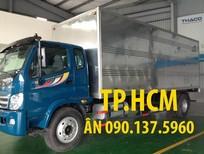 TP. HCM xe Thaco OLLIN 900A xe tải 9 tấn mới, xe nhập, giá 596tr