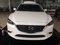 Cần bán Mazda 6 2.0 Premium đời 2018, màu trắng