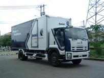 Giá các loại xe tải thùng kín Isuzu uy tín – chất lượng cao từ Ô Tô Đại Đô Thành, isuzu 8.1 tấn FVR34Q (4x2)