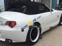 Bán BMW Z4 năm sản xuất 2005, màu trắng, xe nhập, giá 505tr