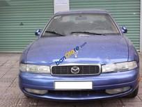 Bán Mazda 929 năm 1995, màu xanh lam, nhập khẩu số tự động, giá chỉ 135 triệu