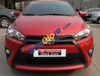 Bán xe cũ Toyota Yaris E đời 2015, màu đỏ chính chủ