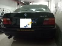 Bán xe BMW 323i sản xuất 2001 màu đen, xe nhập