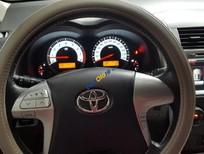 Cần bán lại xe Toyota Corolla altis 1.8AT đời 2013, màu đen, nhập khẩu chính hãng chính chủ, giá tốt
