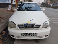 Bán xe Daewoo Lanos sản xuất năm 2000, màu trắng còn mới, 65 triệu