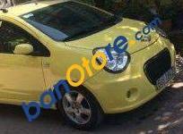 Bán Tobe Mcar đời 2010, màu vàng, nhập khẩu số tự động giá cạnh tranh
