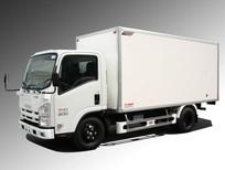 Xe tải thùng kín Isuzu các loại, Isuzu 2017, F-SERIES 8.1 tấn FVR34Q (4x2)