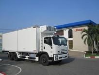 Xe tải thùng kín Isuzu FVR34Q (4x2) 8.1 tấn thùng chở hàng – Hỗ trợ giao hàng toàn quốc