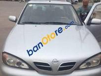 Lên đời cần bán lại xe Nissan Primera MT đời 2001, 184tr