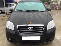 Bán Daewoo Gentra sản xuất 2010, màu đen, xe cũ