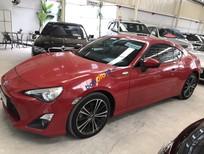 Cần bán gấp Toyota FT 86 sản xuất 2012, màu đỏ, nhập khẩu Nhật Bản