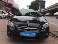 Cần bán xe Toyota Corolla Altis 1.8, số tự động, 2009, màu đen