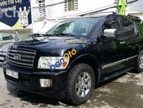 Bán Infiniti QX56 đời 2004, màu đen, xe nhập chính chủ