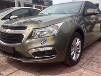 Chevrolet Cruze Model mới, hỗ trợ trả trước 20%, giao xe ngay, ưu đãi 40 triệu tháng 01 liên hệ 0975.768.960