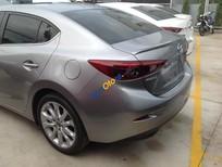 Cần bán xe Mazda 3 GAT sản xuất 2015, màu bạc