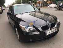 Cần bán xe BMW 5 Series 530i đời 2005, màu đen, nhập khẩu số tự động
