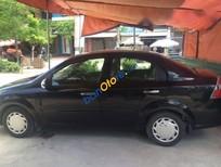 Bán Daewoo Gentra đời 2007, màu đen, đi ít được 12 vạn xịn, một chủ từ đầu không taxi