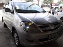 Bán Toyota Innova G sản xuất 2008, màu bạc, 475 triệu