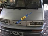 Bán Toyota Van năm 1993, màu bạc, giá tốt