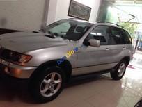 Bán BMW X5 M Sport năm 2003, màu bạc, xe nhập chính chủ, giá tốt
