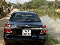 Cần bán Daewoo Gentra sản xuất 2010, màu đen