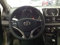 Cần bán lại xe Toyota Vios 1.5 AT G 2016, màu cát, 610tr