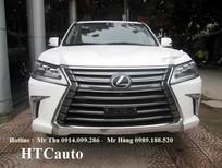 Cần bán Lexus LX570 2017màu trắng nhập khẩu