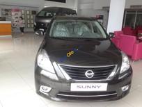 Bán xe Nissan Sunny SV SE đời 2017, màu xanh đen (Olive) giá chỉ từ 463 triệu, hỗ trợ vay ngân hàng đến 80%