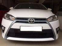 Bán xe Toyota Yaris 2014, màu trắng, nhập khẩu