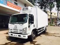Ô Tô Miền Nam – Bán xe tải Isuzu NQR75L thùng đông lạnh 4.6 tấn N-SERIES  , bán trả góp
